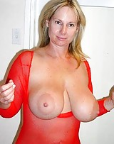 Big tit girl plays with her titties and she wants to get bent over.